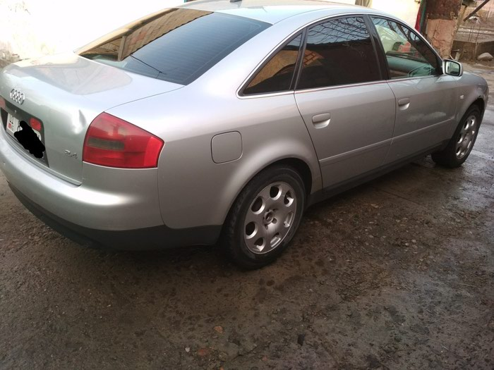 Audi A6 2002. Photo 1