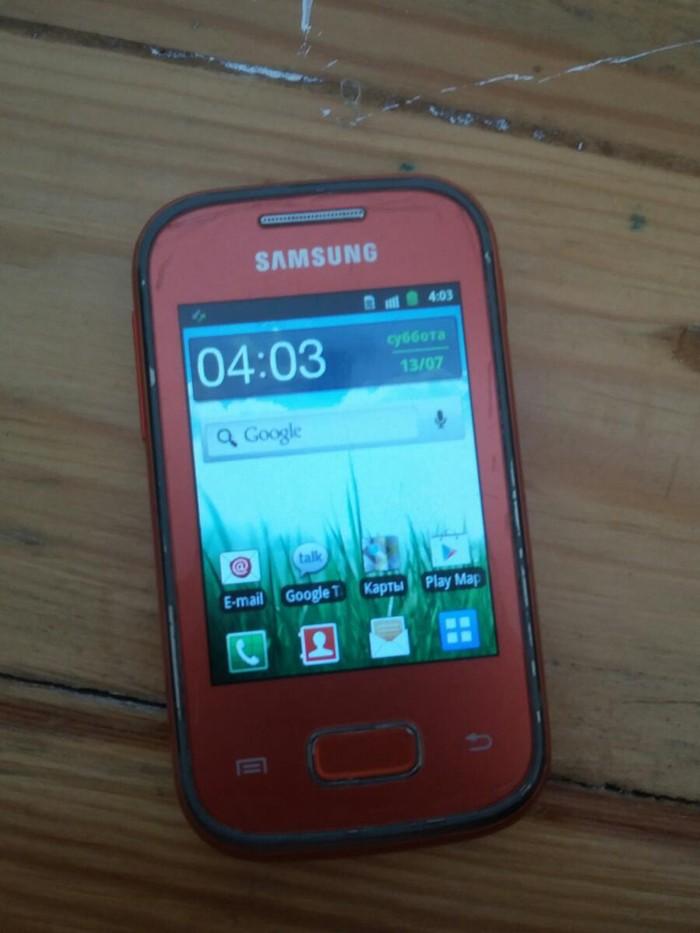 Б/у Samsung Galaxy Pocket 1 ГБ Оранжевый. Photo 4