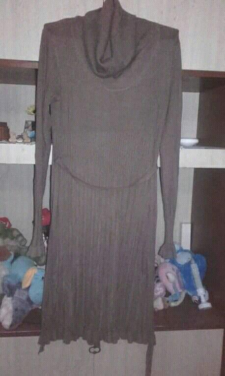 Pletena haljina - Bor