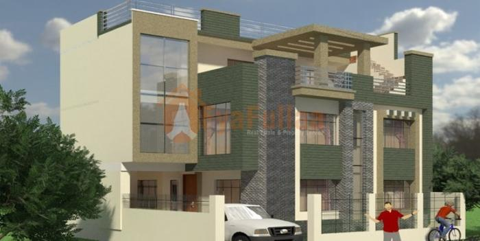 A new well finishing beautiful house having land area 0-4-0-0 and (house built up area 2393