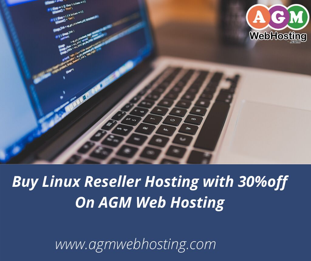 Buy Linux Reseller Hosting with 30%off On AGM Web Hosting
