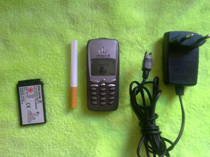 Sony ericsson t66 για ανταλλακτικα, χωρις φορτιστη. Photo 0