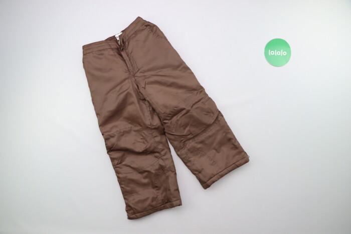 Дитячі штани TopyTop, зріст 104 см    Довжина: 62 см Довжина кроку: 41: Дитячі штани TopyTop, зріст 104 см    Довжина: 62 см Довжина кроку: 41