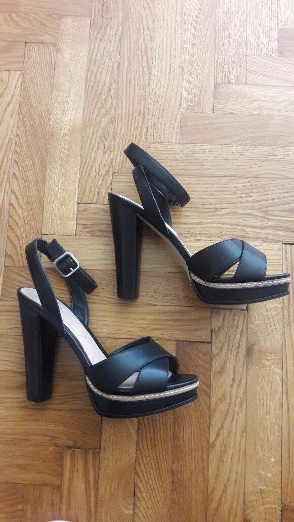 Nove, aldo kozne sandale br. 37 . Photo 0