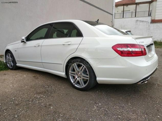 Mercedes-Benz E 250 2009. Photo 8