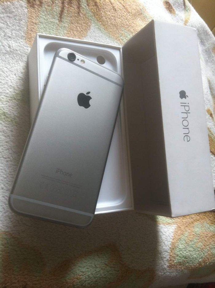 Iphone apple 6 /64 space grey. без дефектов , в отличном состоянии все в Бишкек