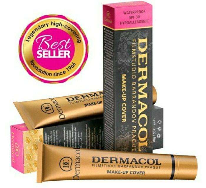 Dermacol -Дермакол 100сом + доставка бесплатно звоните +. Photo 1
