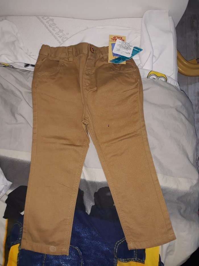 Lc waikiki pantalone za decake 24-36m novo. Photo 0