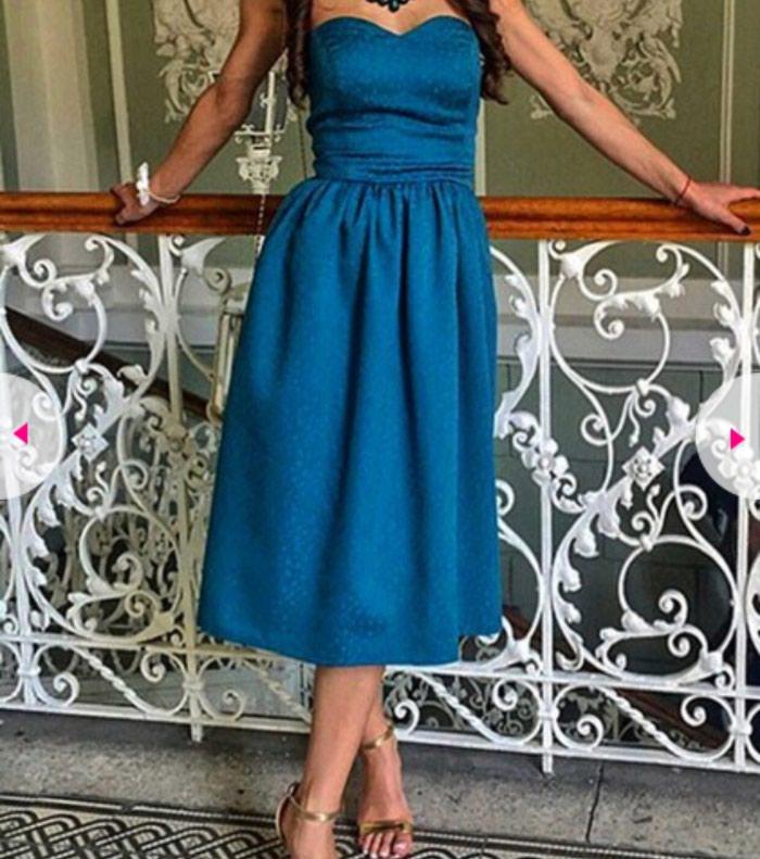 Prelepa haljina. Photo 0