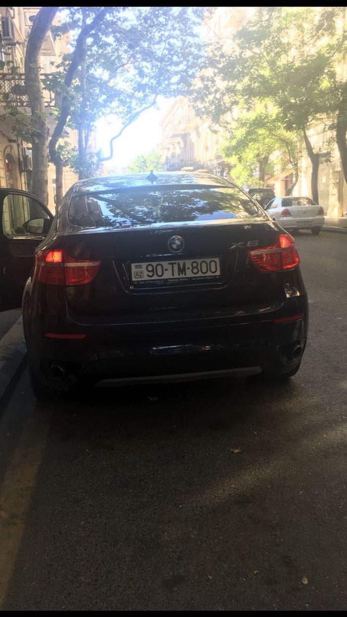 BMW X6 M 2010. Photo 2