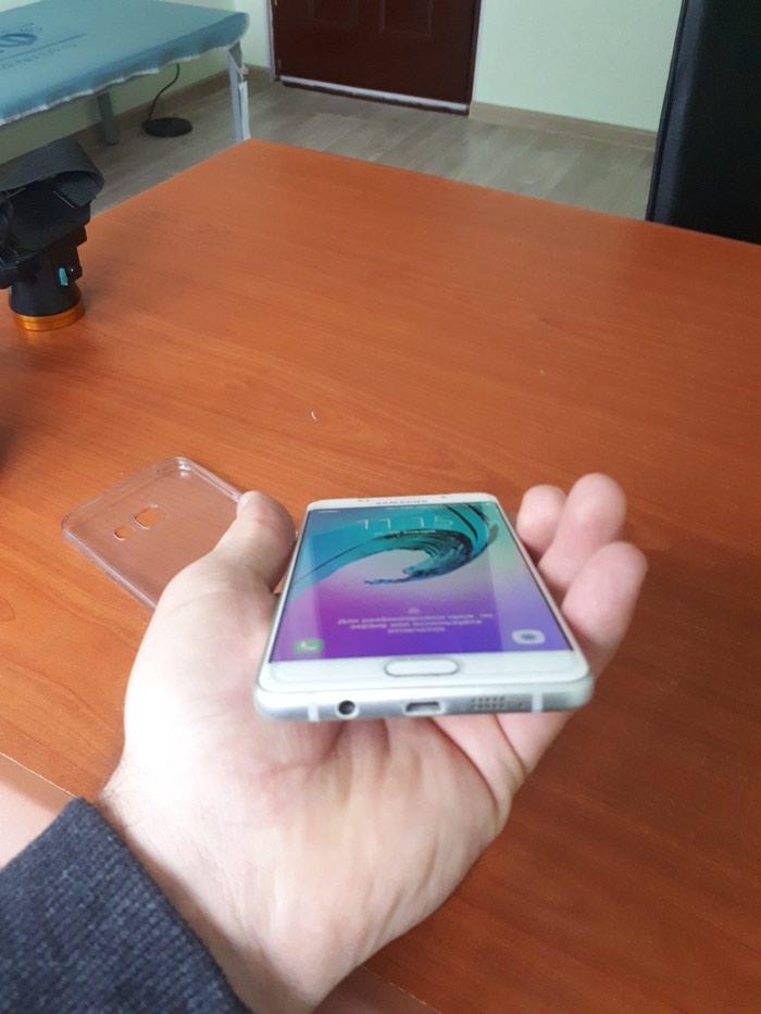 Samsung Galaxy a5 2016 white. . Photo 1