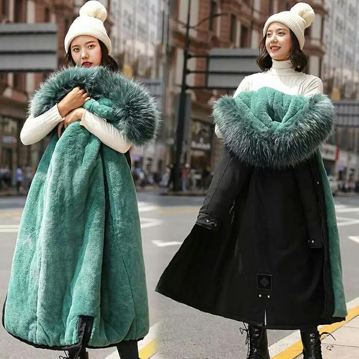 Зимный пальто для женщины. Photo 5