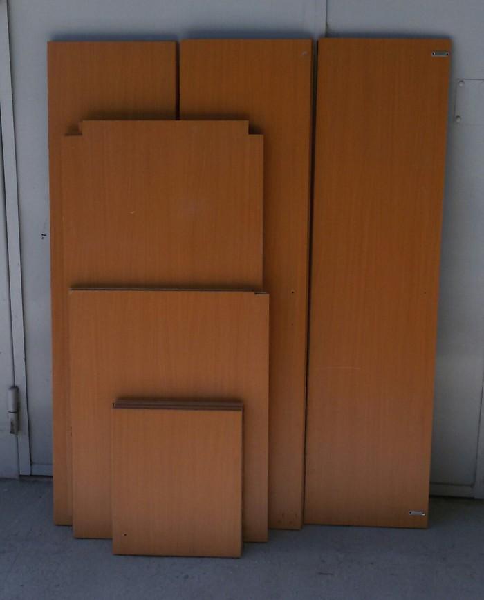 Лист дсп. Разборный мебель. Общий примерный размер 2м × 2.4м. Photo 1