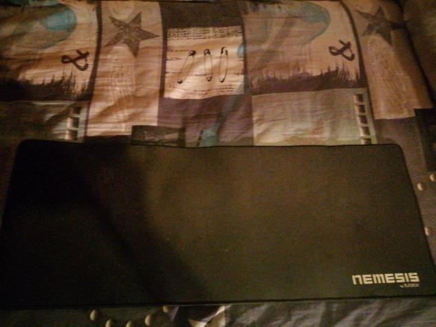 80εκατοστα mousepad Nemesis 6€. Photo 0