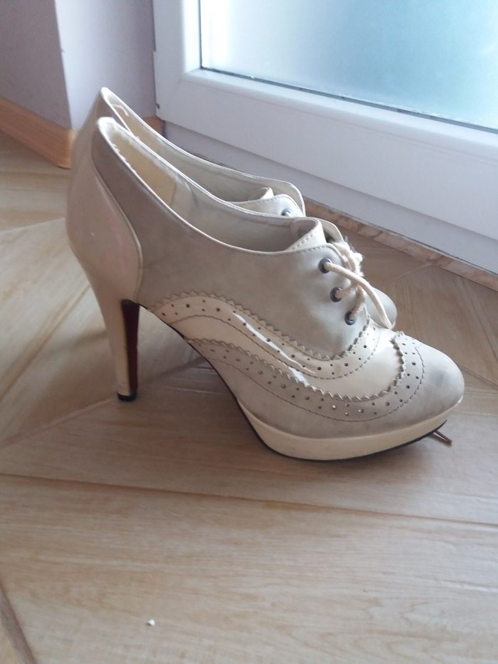 Cipele br 40 kao nove - Novi Sad
