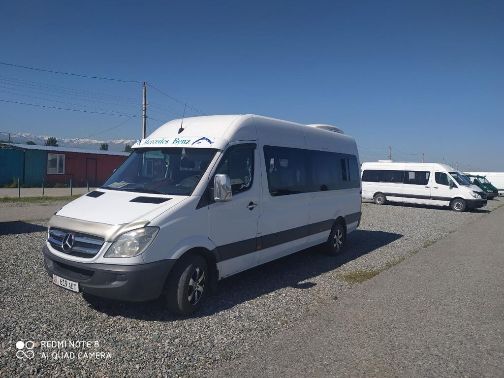 Mercedes-Benz Sprinter 2.2 л. 2011 | 343112 км