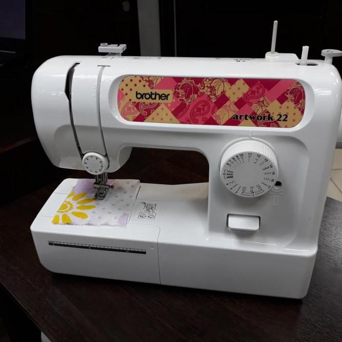 Швейная машинка электрическая brother artwork 22. Photo 2