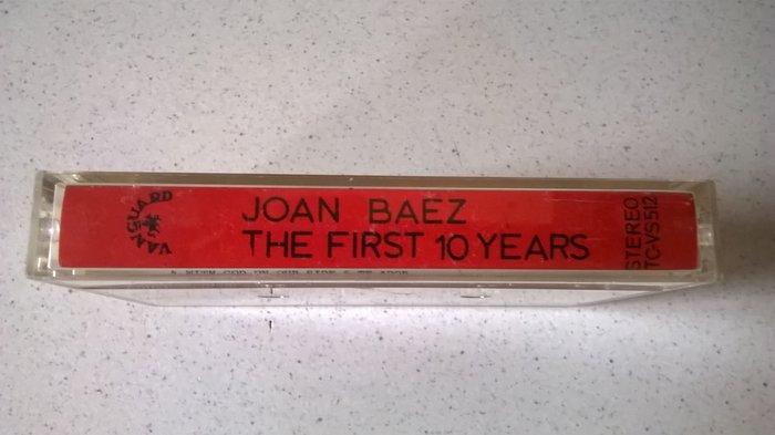 Κασέτα - Joan Baez The First 10 years σε πολύ καλή κατάσταση. Photo 2