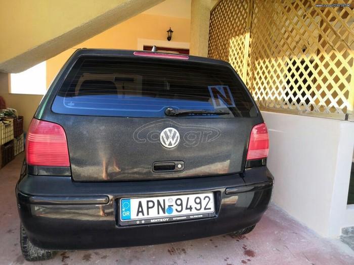 Volkswagen Polo 1.4 l. 2002 | 200000 km
