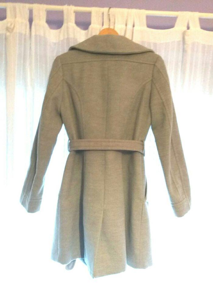 Παλτό hm γκρι σε άριστη κατάσταση εντελώς αφόρετο νούμερο small. Photo 1