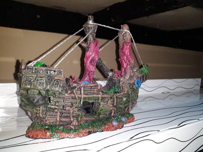 Gemi suveniri dekor  bawqalarida var. Photo 2
