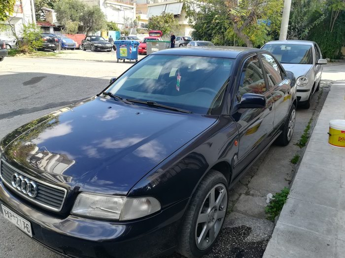 Audi A4 1996. Photo 4