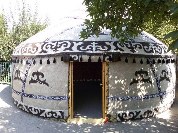 Юрты в Бишкек: Боз уй сатылат баардык жасалгасы менен