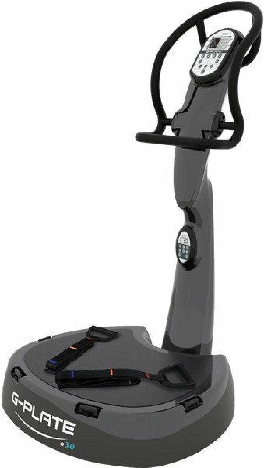 Виброплатформа тренажер степ-платформа Shake, черный, ДУ, GESS | 1812x1024