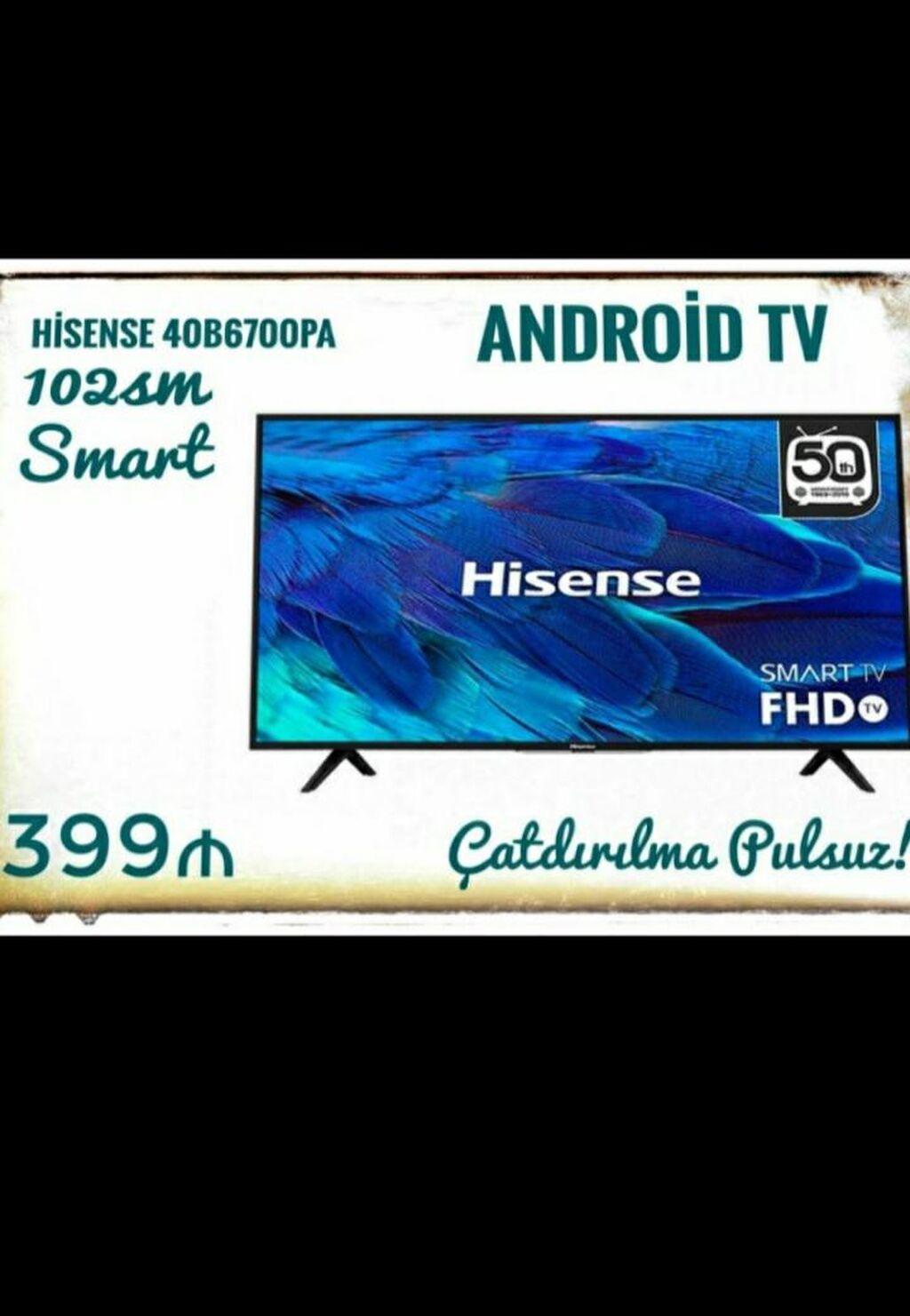 Televizor HISENSE 32 sade-249manat