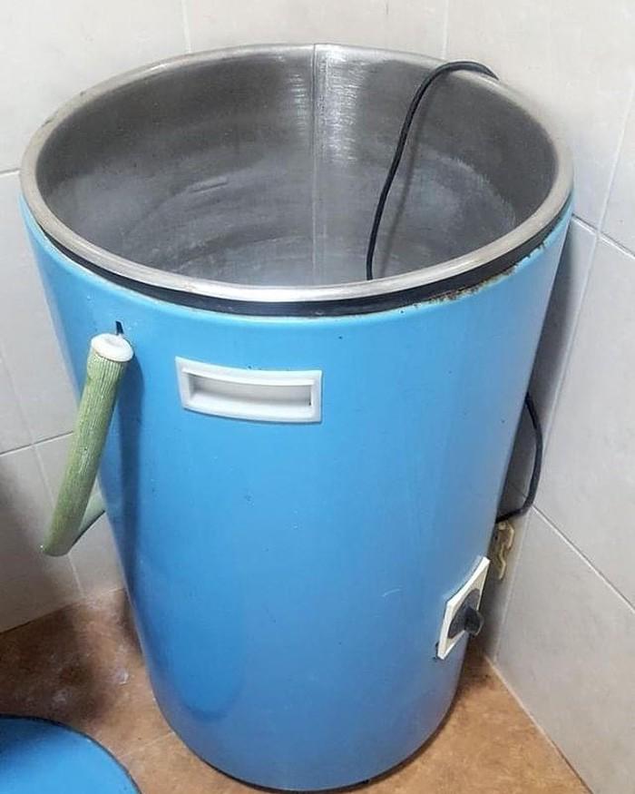 Gəncə şəhərində Vertical Yarımavtomat Washing Machine