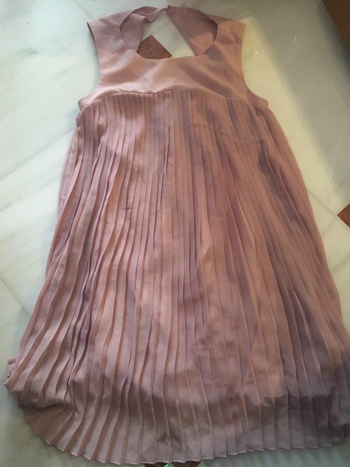 Φορεμα Τasos Mitropoulos m,φορεμενο 1 φορα,αγοραστηκε 130€. σε Δυτική Θεσσαλονίκη