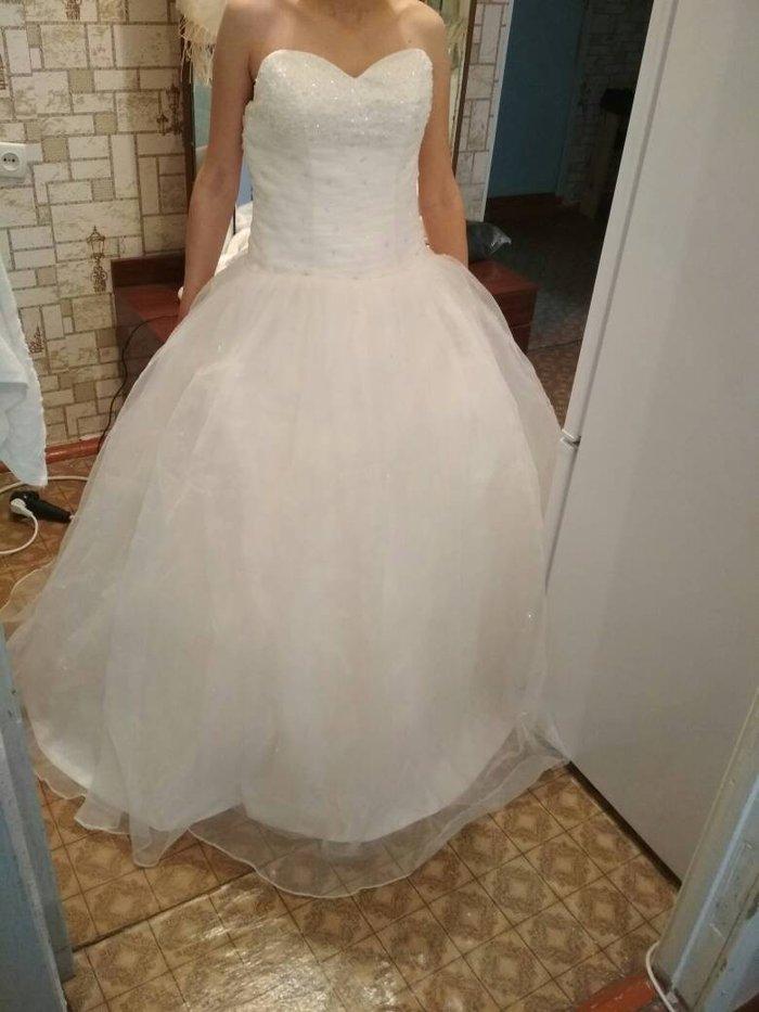 Продаю свадебное платье. в Токмак