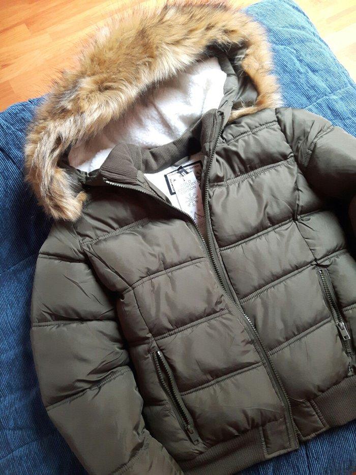 Nova jakna sa etiketom,postavljena - Indija