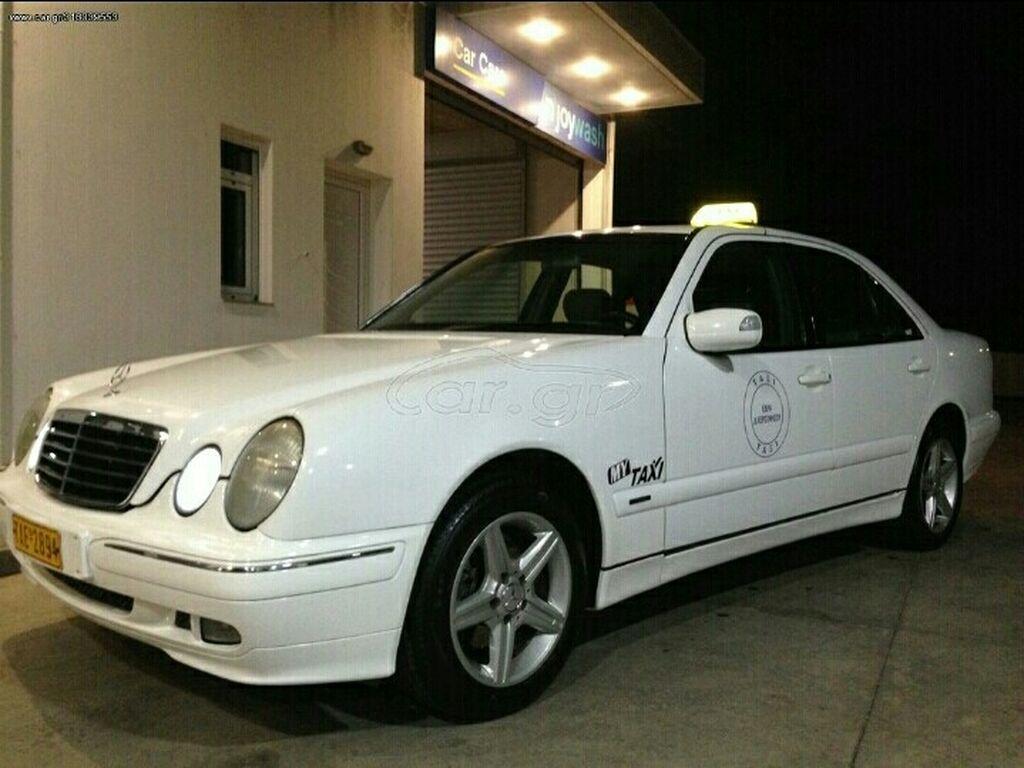 Mercedes-Benz E 220 2.2 l. 2000 | 812310 km | η αγγελία δημοσιεύτηκε 24 Σεπτέμβριος 2021 17:11:29 | MERCEDES-BENZ: Mercedes-Benz E 220 2.2 l. 2000 | 812310 km