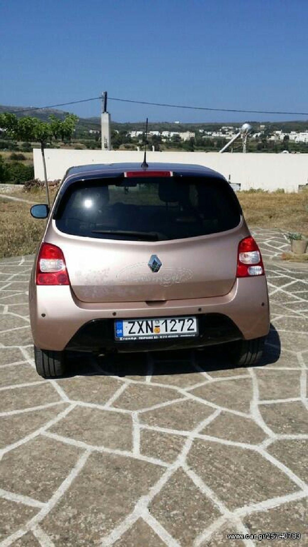 Renault Twingo 1.2 l. 2011 | 76700 km: Renault Twingo 1.2 l. 2011 | 76700 km