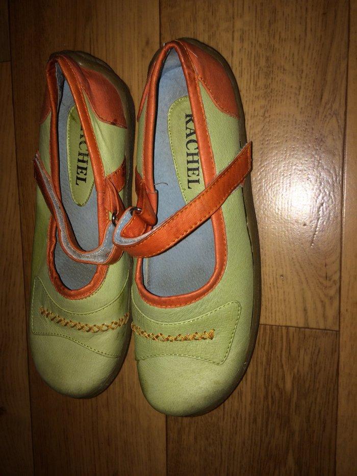 Туфли 35 размер кожа Германия в Бишкек