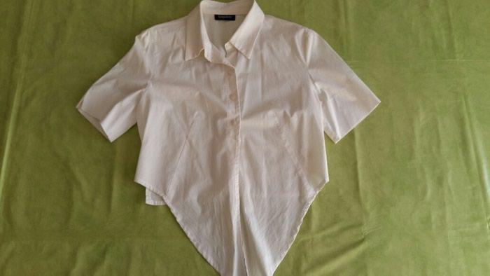 Košulje i bluze - Petrovac na Mlavi: Zenska kratka kosulja na vezivanje br