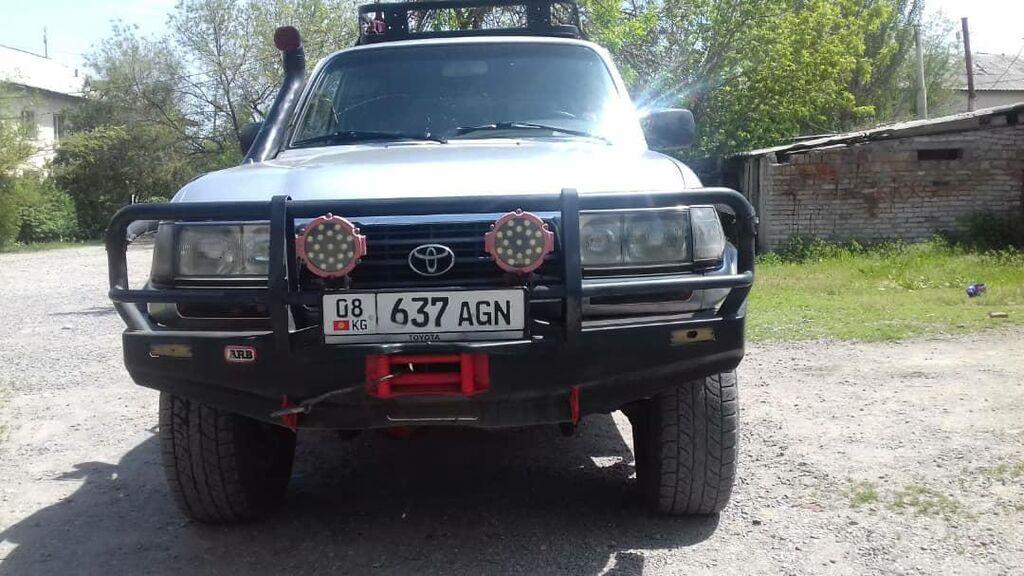 Toyota Land Cruiser 4.2 л. 1994   200000 км