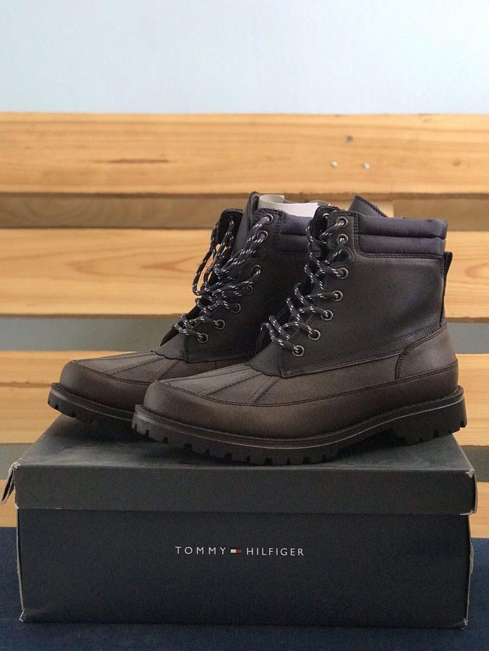 Продажа Мужские ботинки от Tommy Hilfiger. Размер 43 за Договорная в ... fb0aa51d324e1