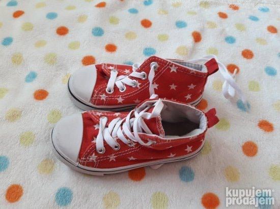 Prodajem Patike Za Devojcice Br26 Neostecene Nosene Svega Par For 1000 Rsd In Uzice Dečije Cipele I čizme On Lalafors