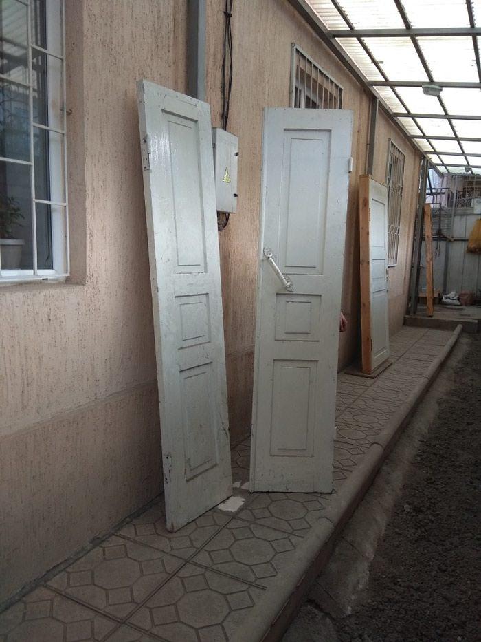 Продаю двери! Сделано в СССР, состояние отличное. в Бишкек