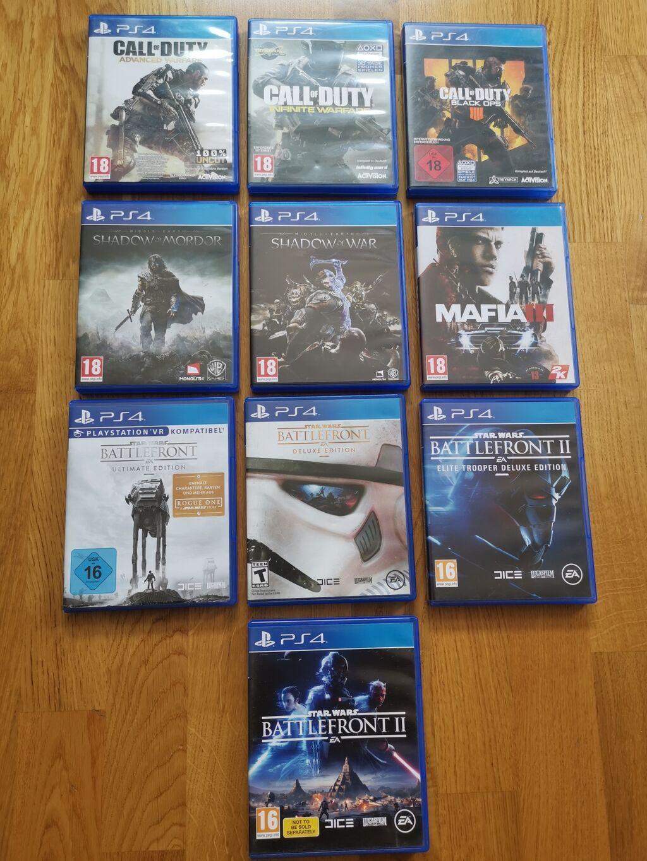 PS4 igrice u odlicnom stanju! Popust na kolicinu!   Oglas postavljen 26 Jul 2021 16:32:30   PS4 (SONY PLAYSTATION 4): PS4 igrice u odlicnom stanju! Popust na kolicinu!