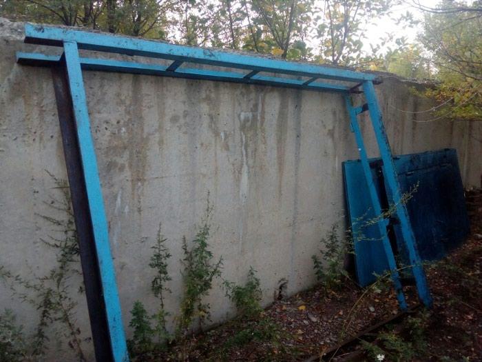 Продаю  гаражные ворота СССР. Photo 1