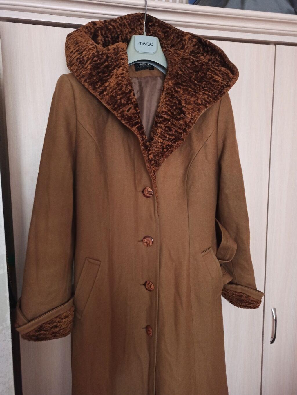 Продаю пальто из драпа 46-48 размера длина в пол, в хорошем состоянии, можно сделать из него полупальто