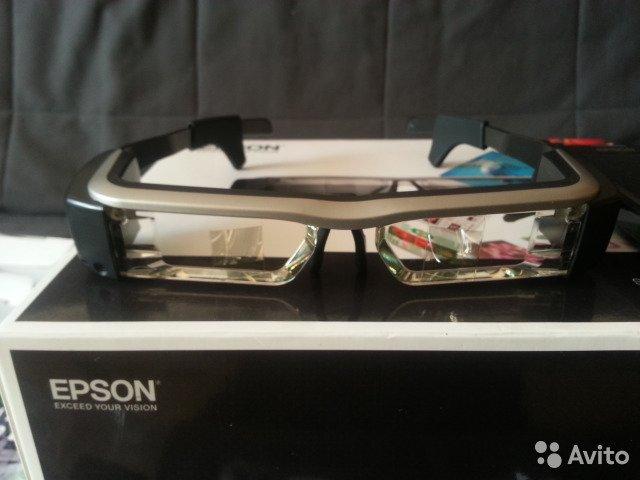 Epson Moverio BT-200 -3D Очки в Курган-Тюбе