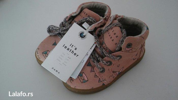 Zara nove cipelice br. 21 potpuno nove,nijednom nisu nosene