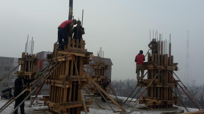 Стройка кылабыз монолит,бетоный жумуштардын бардык турун. . Photo 6