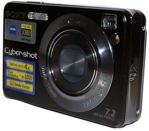 Sony super steady shot dsc-w120. Photo 8
