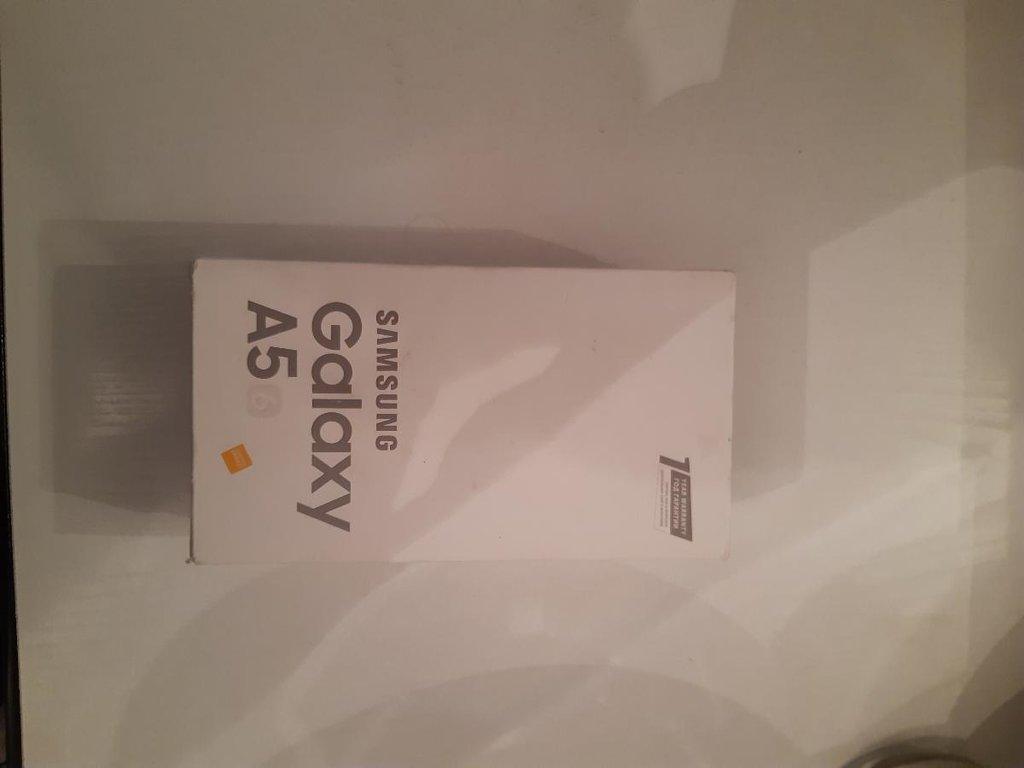 İşlənmiş Samsung Galaxy A5 2016 16 GB qızılı