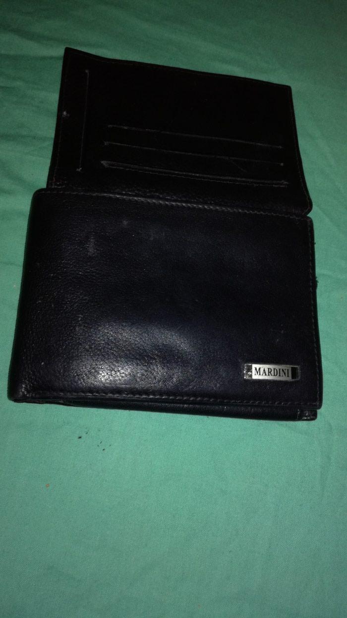 Black Wallet Mardini